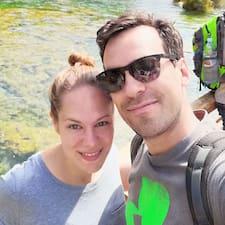 Profil Pengguna Simone & Jan