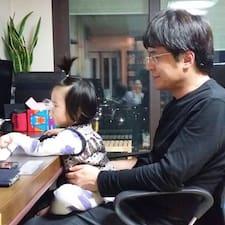 Användarprofil för Seunghoon