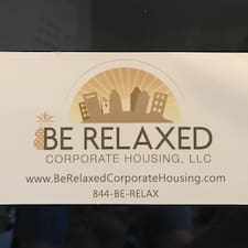 Be Relaxed Corporate Housing User Profile