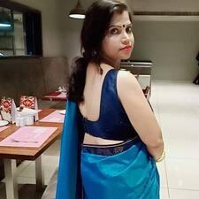 Profil utilisateur de Deepti Rekha