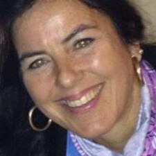 Bernardita felhasználói profilja