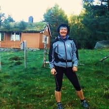 Profilo utente di Anne Merete Seime