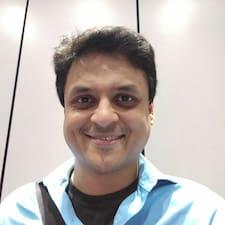 Användarprofil för Ritesh