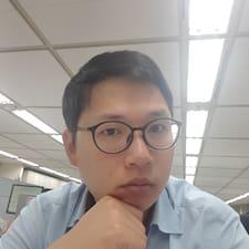 Henkilön Hyungwoo käyttäjäprofiili
