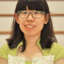 Ying felhasználói profilja
