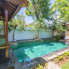 Star Villas Bali User Profile