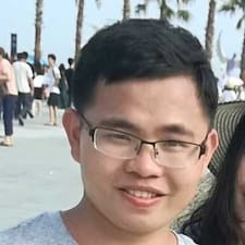Xiang felhasználói profilja