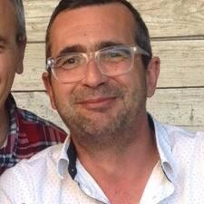 Profil utilisateur de Geraud