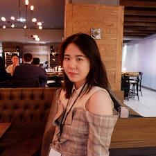 Yueran的用戶個人資料