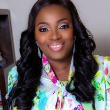 Profil utilisateur de Adeola
