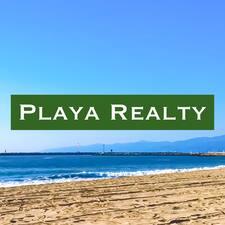Profil utilisateur de Playa