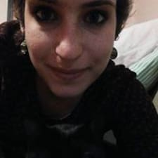Profil utilisateur de Mariapia