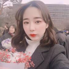 Perfil do utilizador de Eunjung