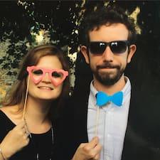 Céline & Bastien Brukerprofil