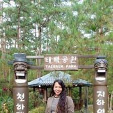 Profil Pengguna Christine Joy