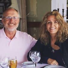 Profil utilisateur de Jayne And David