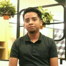 Zainul felhasználói profilja