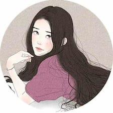 月儿 felhasználói profilja