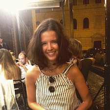 Profil utilisateur de Louise Carla