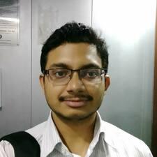 Ashwini的用戶個人資料