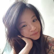 Xinya felhasználói profilja