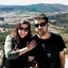 Cátia & Sandro - Uživatelský profil