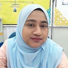Profil utilisateur de Noor Faizah