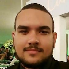 Henkilön Joao Felipe käyttäjäprofiili