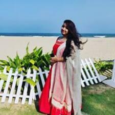 Deeksha - Uživatelský profil