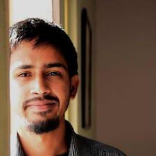 Användarprofil för Pranav