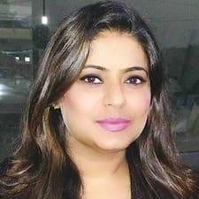 โพรไฟล์ผู้ใช้ Reshma