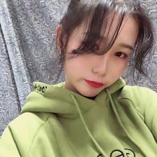 玟萱 felhasználói profilja
