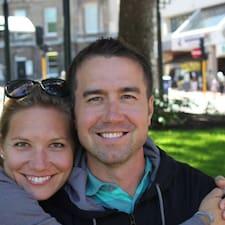 Christina & Stuart User Profile