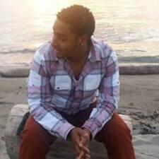 Yared felhasználói profilja