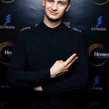 Henkilön Vladislav käyttäjäprofiili