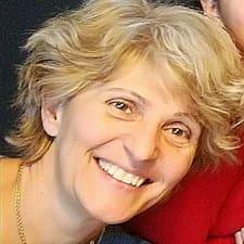 Maria Cristina User Profile