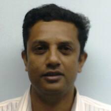 Chandrasegaran User Profile