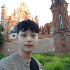 Dongyoon User Profile