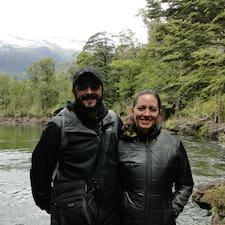 Regina & Romain - Uživatelský profil