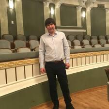 Валентин Brugerprofil