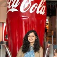 Priyanka的用戶個人資料