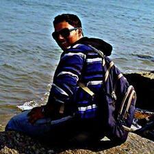 Sourav felhasználói profilja