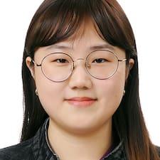 Yeyoungさんのプロフィール