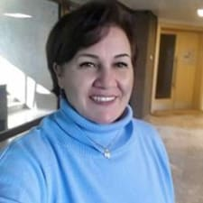 Profil utilisateur de Hafize