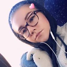 Rosalind felhasználói profilja