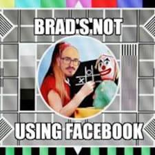 Användarprofil för Bradley