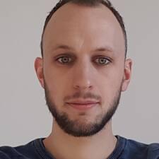 Gebruikersprofiel Erik