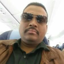 Profil utilisateur de Ashok