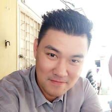 Perfil do utilizador de Rex Teoh
