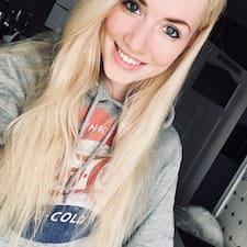 Profil Pengguna Melina